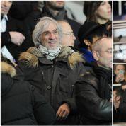 Bertignac, Sarkozy, Anconina: les personnalités au rendez-vous du PSG