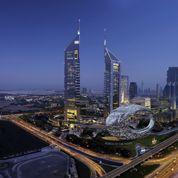 Le Musée de l'avenir, futur joyau architectural de Dubaï