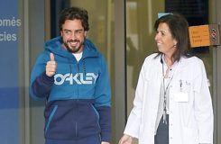 Après son accident Fernando Alonso pensait vivre… en 1995