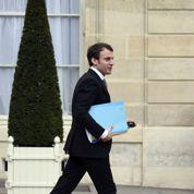 Emmanuel Macron cherche à rassurer les syndicats d'Areva