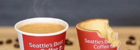 KFC va servir des tasses comestibles dans ses restaurants