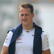 Schumacher: fuite redoutée après le vol d'un ordinateur de son médecin