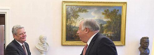 Quand Gérard Larcher propose à l'Ukraine une «décentralisation» à la française
