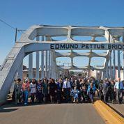 À Selma, Obama célèbre les droits des Noirs