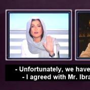 Une journaliste libanaise recadre un cheikh islamiste en plein direct