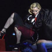Pourquoi Madonna a chu sans déchoir aux Brit Awards
