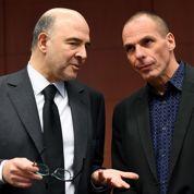 Grèce: le grand retour de la troïka