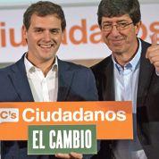 Ciudadanos, le parti centriste qui bouscule l'Espagne
