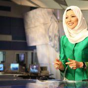 Une Algérienne sacrée meilleure présentatrice arabe de télévision