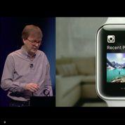 Uber, Instagram, Twitter : les premières apps de l'Apple Watch