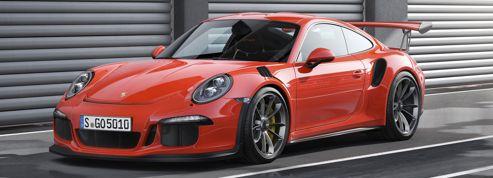 Porsche 911 GT3 RS, l'esprit de compétition