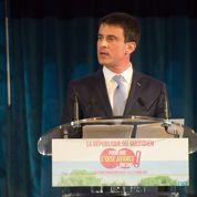 Valls nie tout «calcul politicien» dans ses propos contre le FN