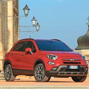 Fiat 500X : la petite italienne se mue en SUV