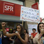 Des ex-salariés de SFR dénoncent leurs conditions de départ