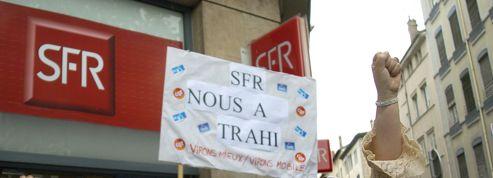Des ex-salariés de SFR aux Prud'hommes pour dénoncer leurs conditions de départ