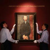 France: les enchères d'œuvres d'art en baisse pour 2014