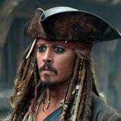 Johnny Depp se blesse sur le tournage de Pirates des Caraïbes 5