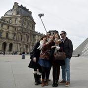 La perche à selfie interdite à la National Gallery Londres