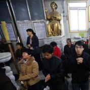 La Chine rouge du sang des chrétiens