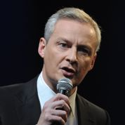 Bouches-du-Rhône : Bruno Le Maire en campagne contre le FN