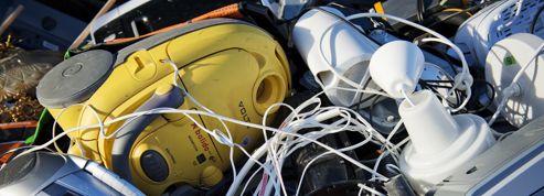 En Europe, trop de déchets électroniques encore mal recyclés