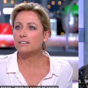 Cà vous : malaise entre Anne-Sophie Lapix et Tristane Banon en plein direct