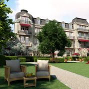 Les nouveaux charmes de la Villa Stéphanie à Baden-Baden