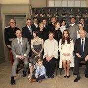 Kate Middleton se rend à Downton Abbey