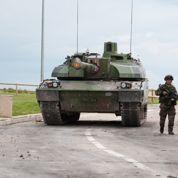 Un char Leclerc dernier cri pour l'armée de terre