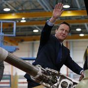Cameron fuit le débat électoral