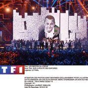 TF1 devrait bénéficier du buzz autour de la chanson des Enfoirés