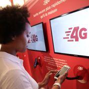 Plus de 12millions d'abonnés à la 4G en France