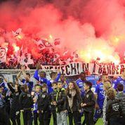 Le stade de Bastia suspendu à titre conservatoire