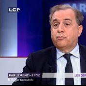 Karoutchi sur Sarkozy : «Je veux retrouver le boss» de 2007