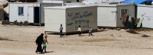 Le camp de Zaatari, refuge du désespoir syrien dans le désert jordanien