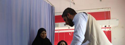 À Amman, l'impossible convalescence des blessés de guerre syriens