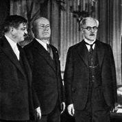 Avril 1935 : l'Angleterre, l'Italie et la France pour le maintien de la paix