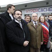 L'Hyper Cacher de la porte de Vincennes a rouvert ses portes