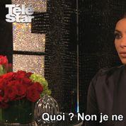 Kim Kardashian apprend avec stupéfaction les déboires de Nabilla