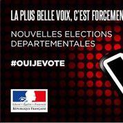 Le ministère de l'Intérieur utilise The Voice pour inciter les électeurs à aller voter