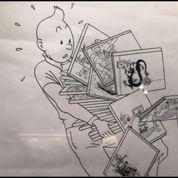 Enchère Tintin décevante: Christie's riposte