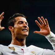 Ronaldo vexé après le but de son coéquipier