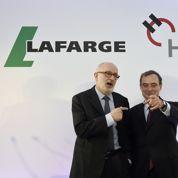 La fusion Lafarge-Holcim en danger