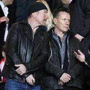 Bono à Monaco pour soutenir les Gunners