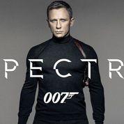 Spectre :l'affiche du prochain James Bond dévoilée