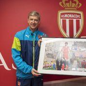 Pour le retour de Wenger sur le Rocher, Monaco lui offre un cadeau