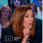 Doria Tillier à Manuel Valls : «T'es un étalon!»