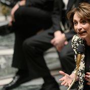 L'émotion de Marisol Touraine, comparée à une «MST» par un député UMP