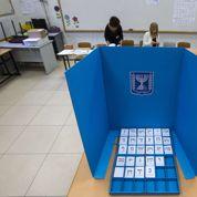 Israël : après le vote, le casse-tête des alliances électorales