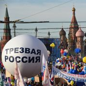 Moscou fête en grande pompe le «retour» de la Crimée dans le giron russe